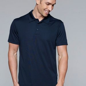 MENS BOTANY POLO 1307