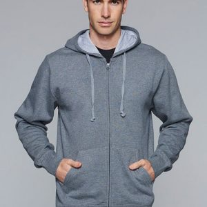 MENS KOZI ZIP HOODIES 1503