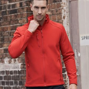 MENS OLYMPUS SOFTSHELL JACKET 1513