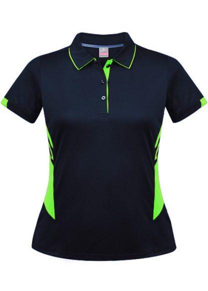 Navy/Neon Green