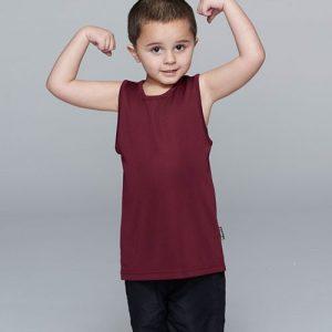 KIDS BOTANY SINGLET 3107