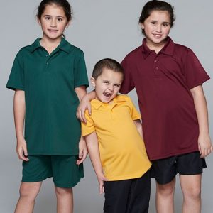 BOTANY KIDS POLO 3307