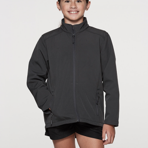 KIDS SELWYN SOFTSHELL JACKET 3512