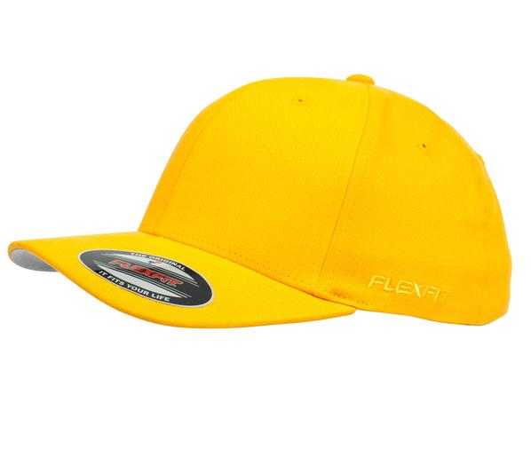 6277 FLEXFIT PERMA CURVE Yellow
