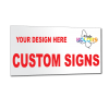 Custom Rigid Signs
