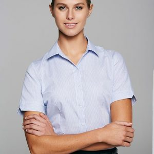 LADY HENLEY SHORT SLEEVE SHIRT