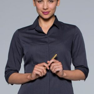 LADY GRANGE 3/4 SLEEVE SHIRT