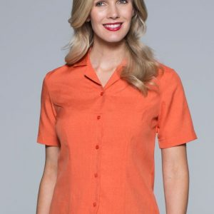 LADY SPRINGFIELD SHORT SLEEVE SHIRT