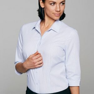 LADY BAYVIEW 3/4 SLEEVE SHIRT