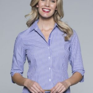 LADY EPSOM 3/4 SLEEVE SHIRT 2907T