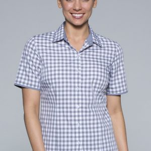 LADY DEVONPORT SHORT SLEEVE SHIRT