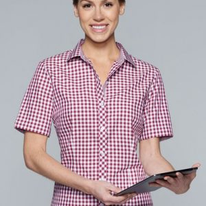LADY BRIGHTON SHORT SLEEVE SHIRT