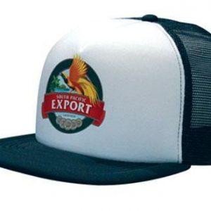 Headwear Trucker Mesh Cap With Flat Peak