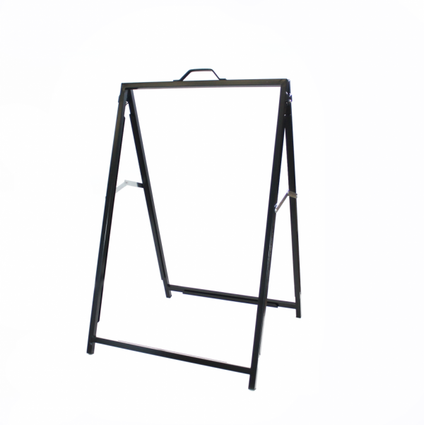 A-Frame Sign Black