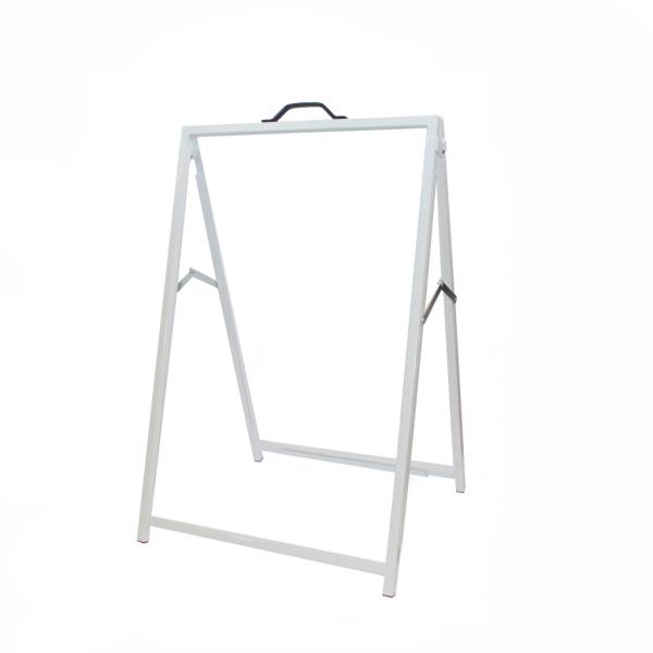 A-Frame Sign White